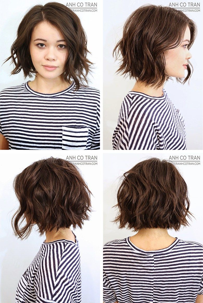 back of short hairstyles for women anh co tran bob front