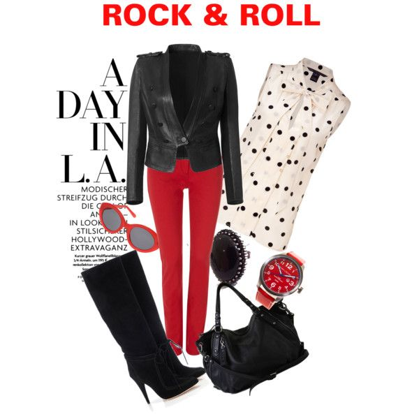 Chic and very Rock and Roll !!!