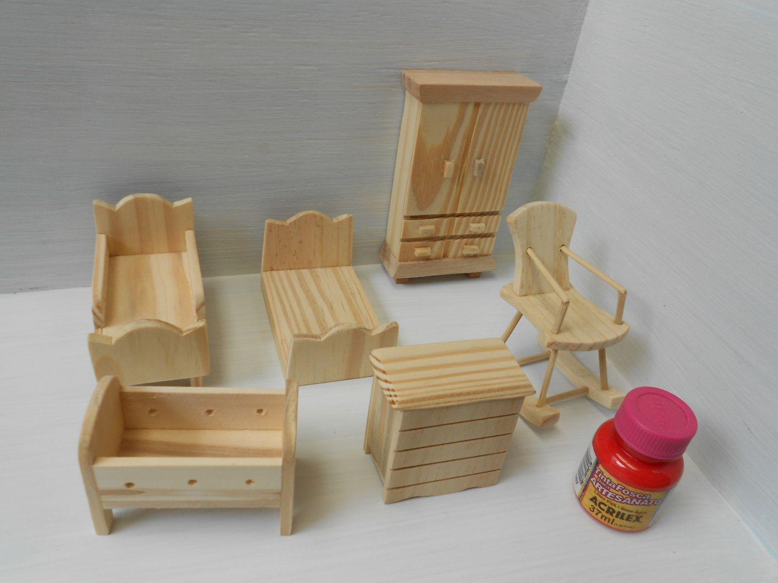 miniaturas de madeira - Pesquisa Google | ideas madera | Pinterest