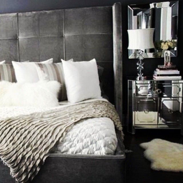 Bedroom Chairs At Next Neutral Bedroom Paint Colors Bedroom Decorating Ideas Wallpaper Bedroom Colors For Young Couples: @Sasuf Designs Uses Neutral Tones And Mirrored Furniture