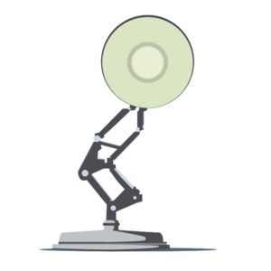 Pixar Logo Google Search Universe Pixar Studio Logo Lamp Logo