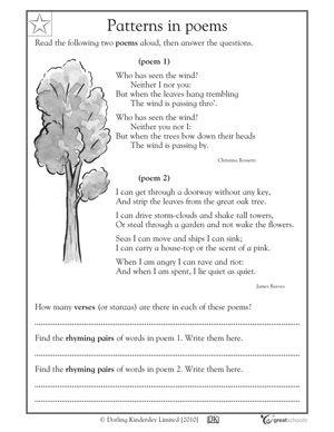 Our 5 Favorite 3rd Grade Reading Worksheets Pendidikan