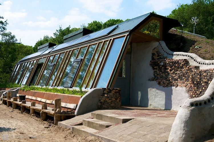 I Want To Build One In Iceland With A HUGE Green House