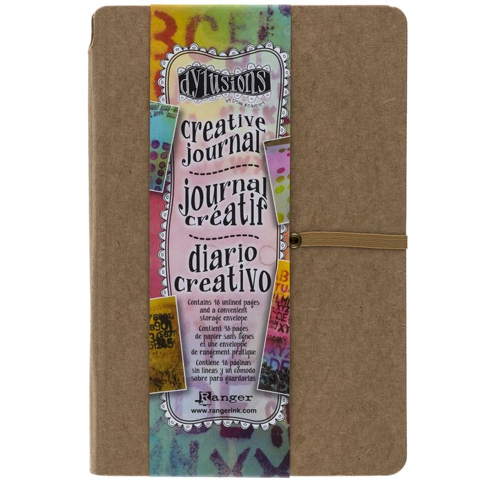 Small Kraft Creative Journal