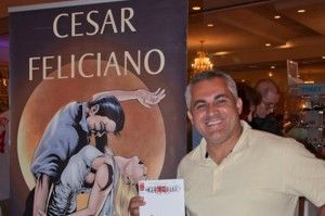 Come meet Cesar Feliciano at Hartford Comic Con. http://www.hartfordcomiccon.com/artist-alley/ #HartfordHasIt #EpicHCC #CesarFeliciano #Comics #HartfordComicCon
