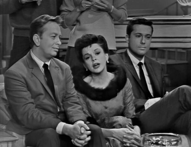 The Judy Garland Show S Christmas Show 1963 Mel Torme And Judy