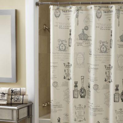 Croscill Mademoiselle Shower Curtain Bedbathandbeyond