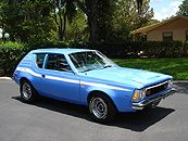1973 Levi Edition Blue Gremlin Amc Gremlin Barn Find Cars