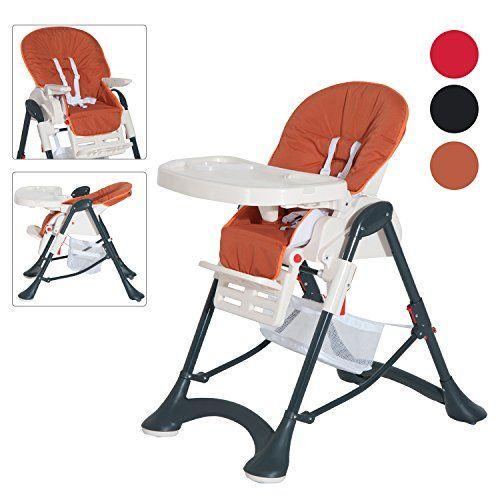 Amazing Homcom Baby High Chair Kids Infant Toddler Folding Feeding Lamtechconsult Wood Chair Design Ideas Lamtechconsultcom
