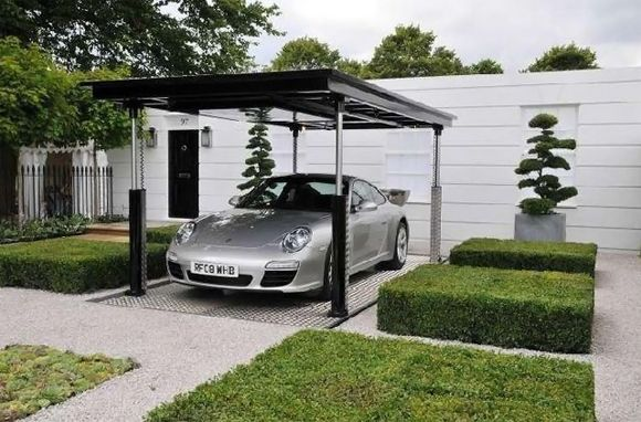 Now this is a carport