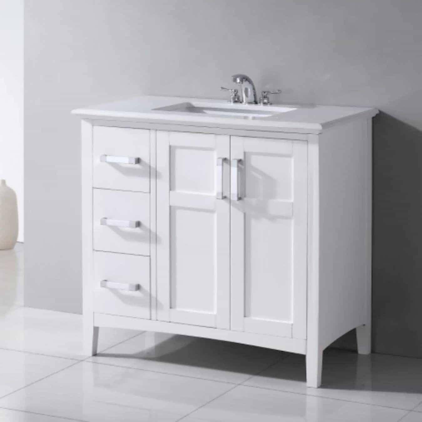 25 Cheap Vanity | Cheap vanity, Modern bathroom vanity ...