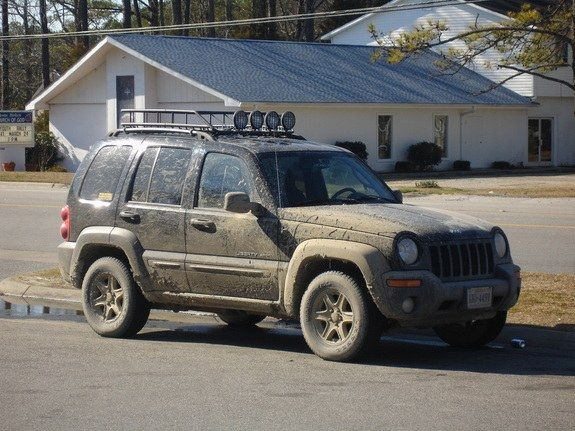 Off Road Jeep Liberty Jeep Offroad Jeep