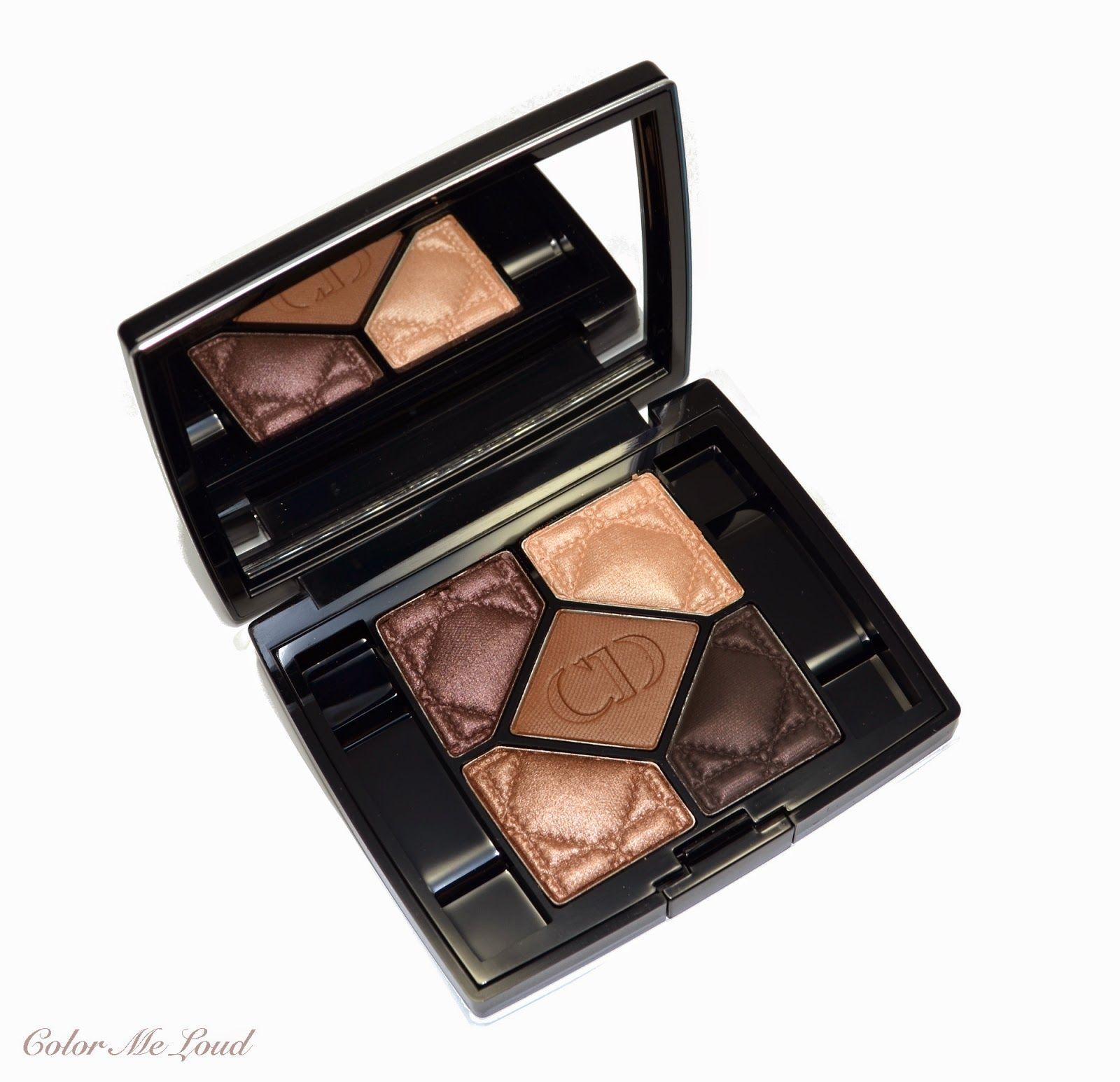 Dior 5 Couleurs Eye Shadow Palette 796 Cuir Cannage
