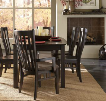 Classic But Sleek Casual Look We Carry Both Casual And Formal Styles Dining Room Sets Dining Room Table Centerpieces Dining