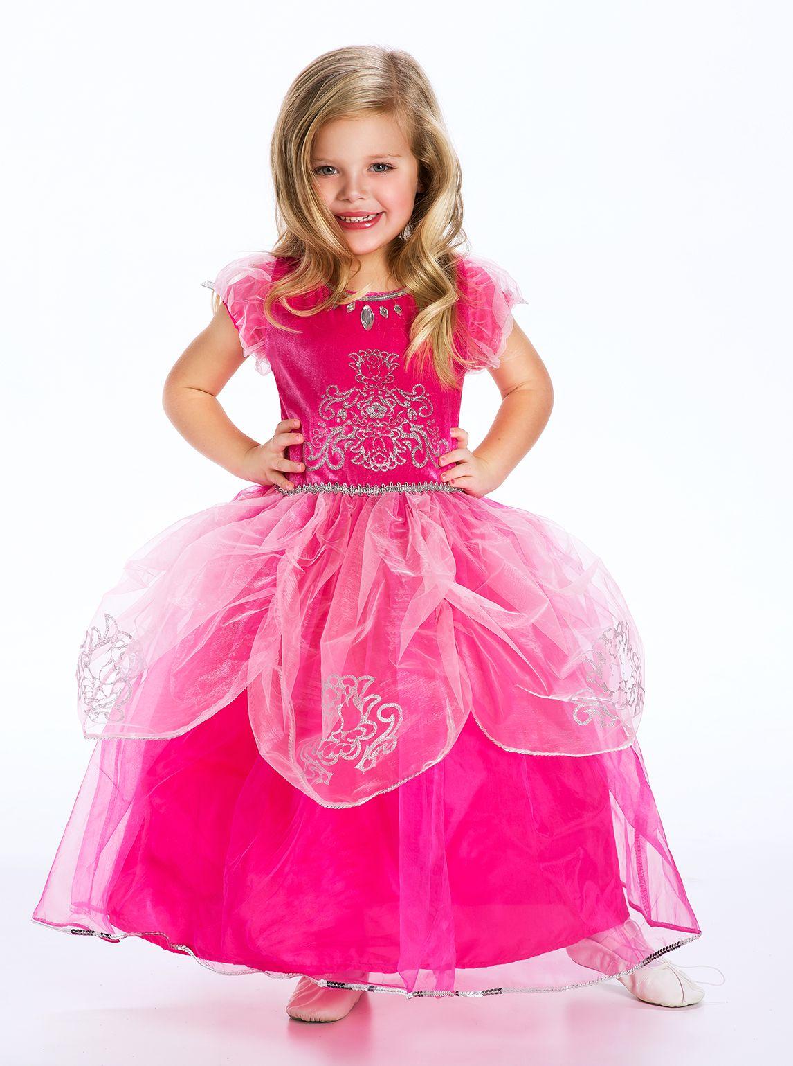 Vestido Princesa Rosa 5 Estrellas http://www.bebebe.co/vestidos-para ...