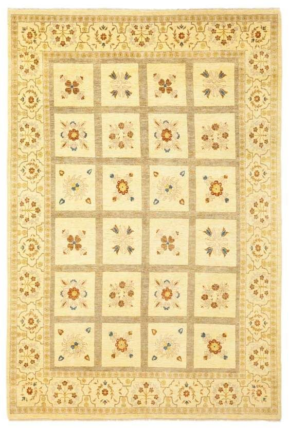 Rugs Oushak Perth Hand Knotted Area Rug