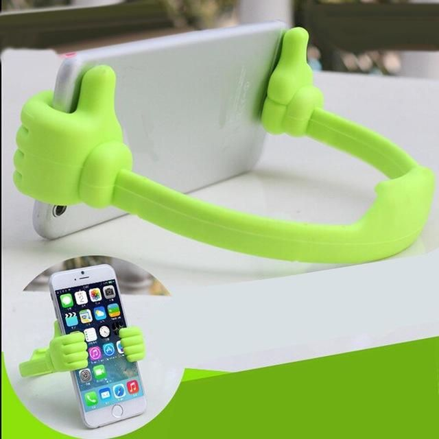 adjustable lazy phone holder bed thumb mobile products phone rh pinterest com