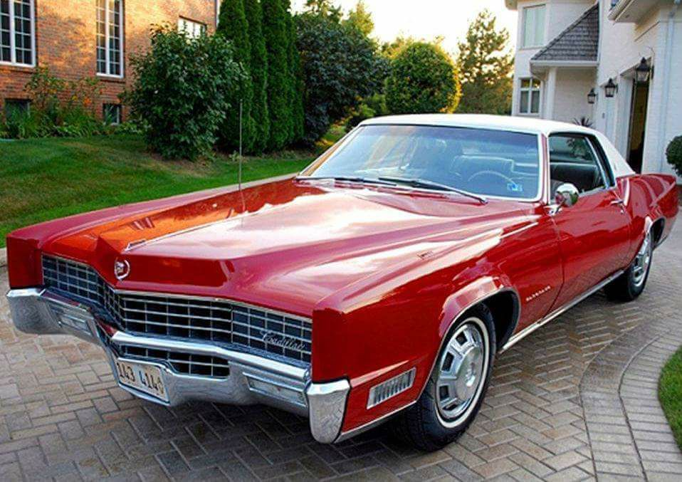 1967 Cadillac Eldorado Cadillac Classic Cars Pinterest