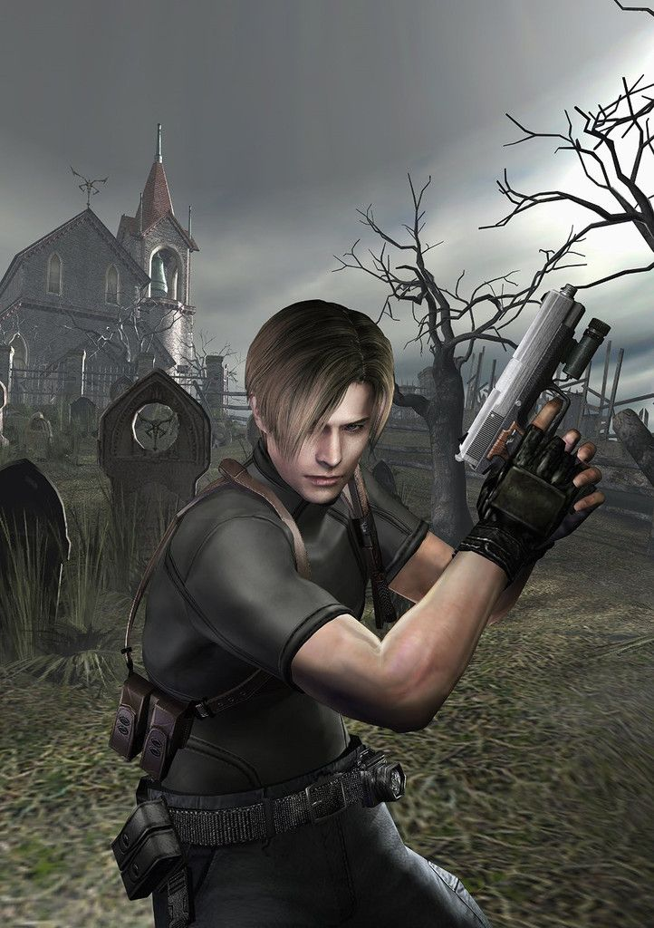 Resident Evil 4 Poster | Resident Evil 4 | Resident evil game
