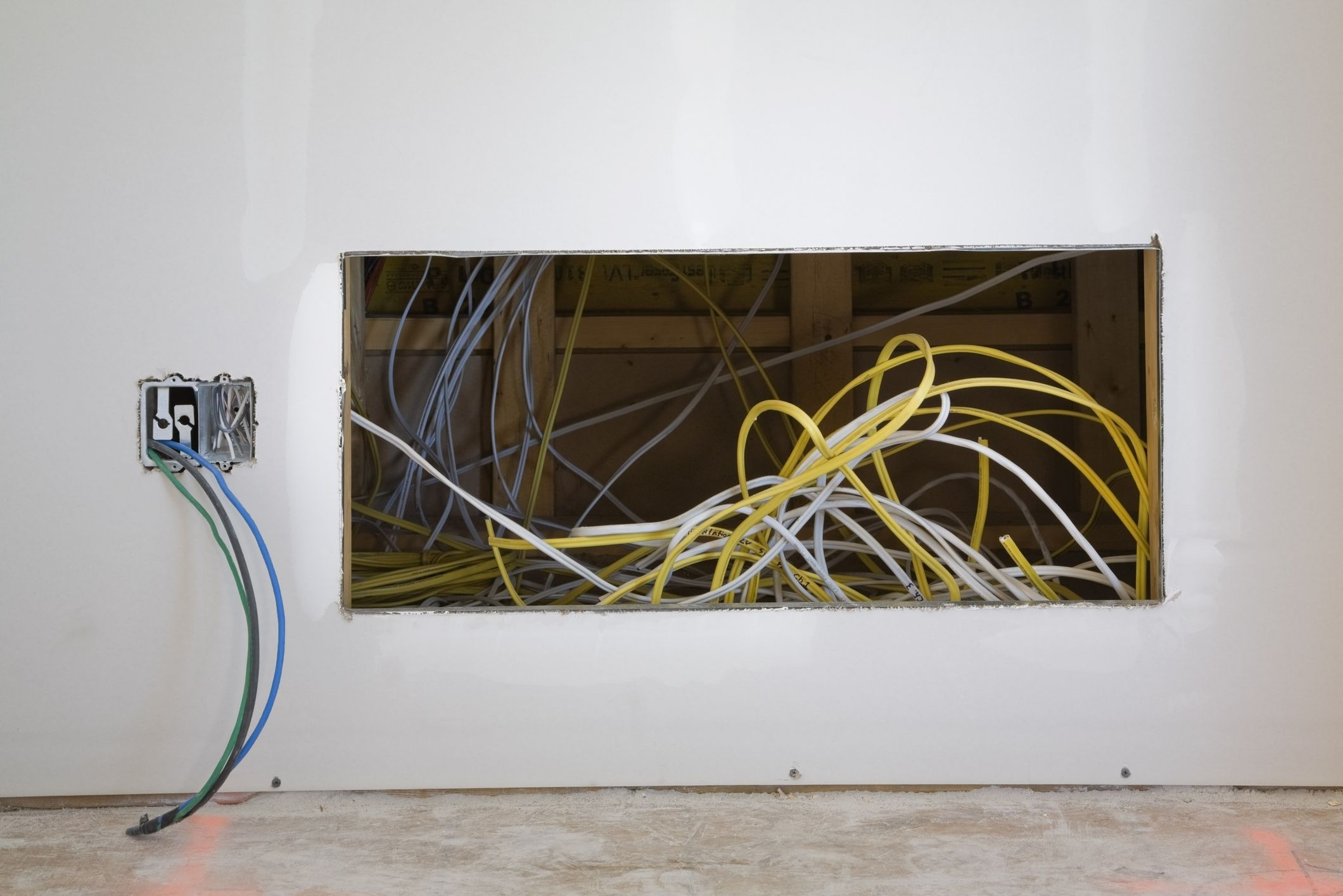 Upgrading your electrical wiring is a huge job! The wires are located inside  of walls, where they are hard to get to! Leave it to the pros at Texas ...
