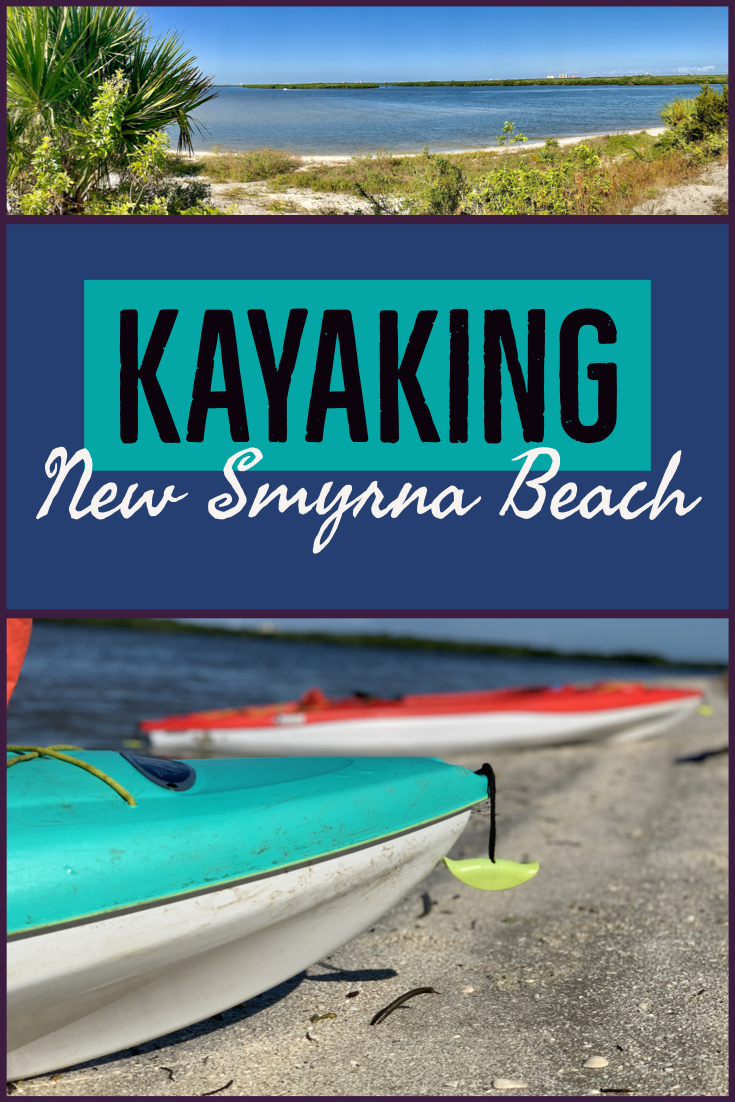 Kayaking New Smyrna Beach Is A Great