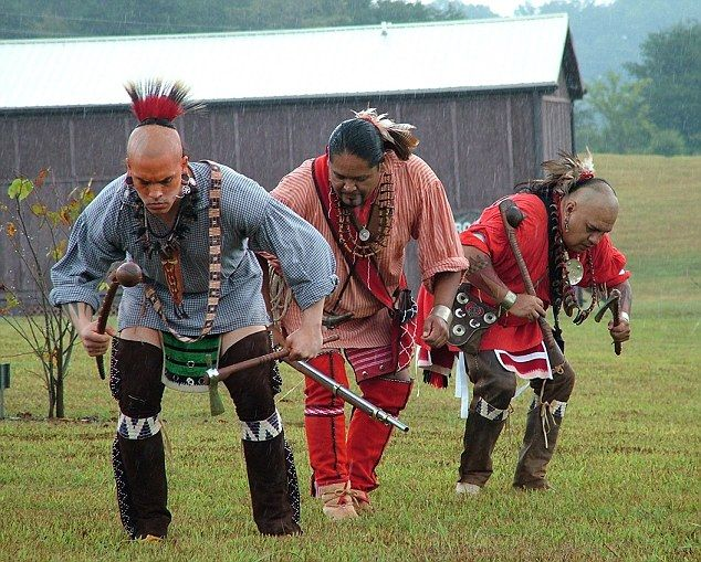 Trail Of Tears: Tracing the fall and rise of the Cherokee Indians ...
