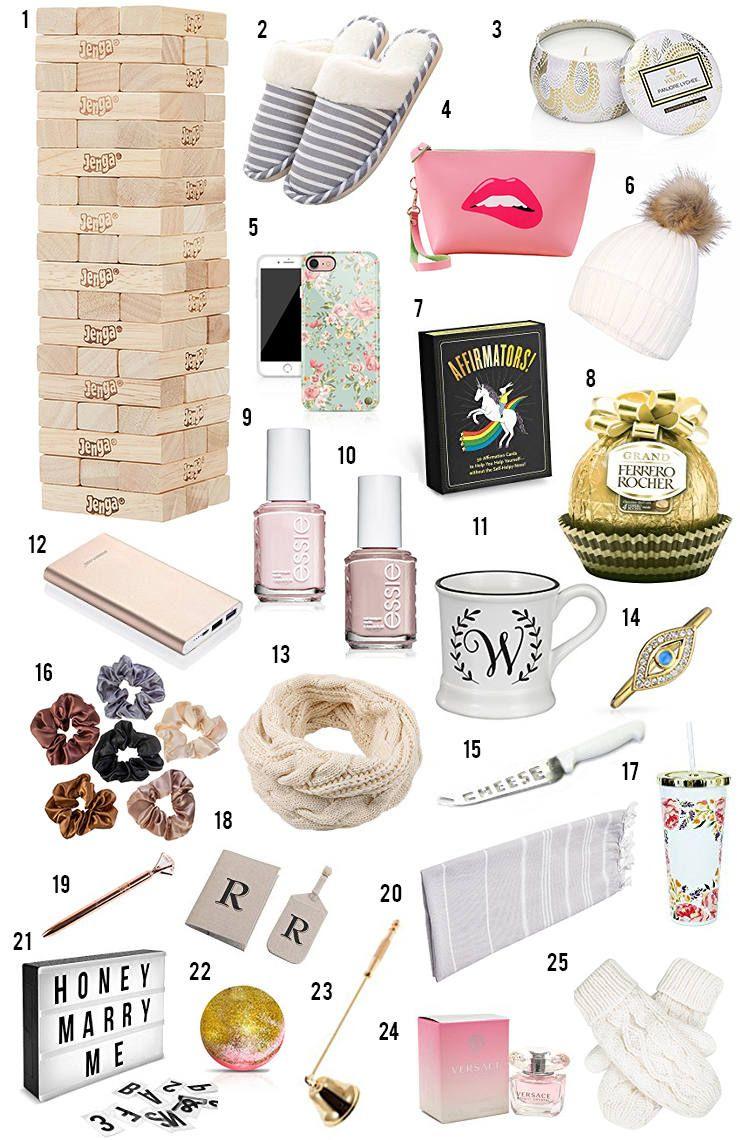 25 Gift Ideas Under