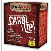 Redbak Carb Up 1kg  Redbak Carb-Up high carbohydrate formula has been developed to enhance pre-workout energy levels and post-workout glycogen synthesis. Redbak Carb-Up improves recovery whilst providing a convenient source of energy rich carbohydrates.   For more info visit: http://www.gymandfitness.com.au/redbak-carb-up-1kg.html