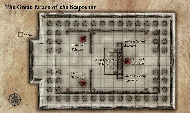 for Floor 2 dungeon map