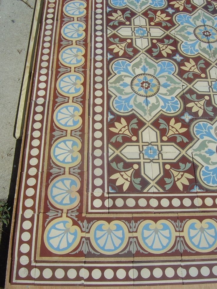 Pinterest Antique Tile Floors Yahoo Image Search Results