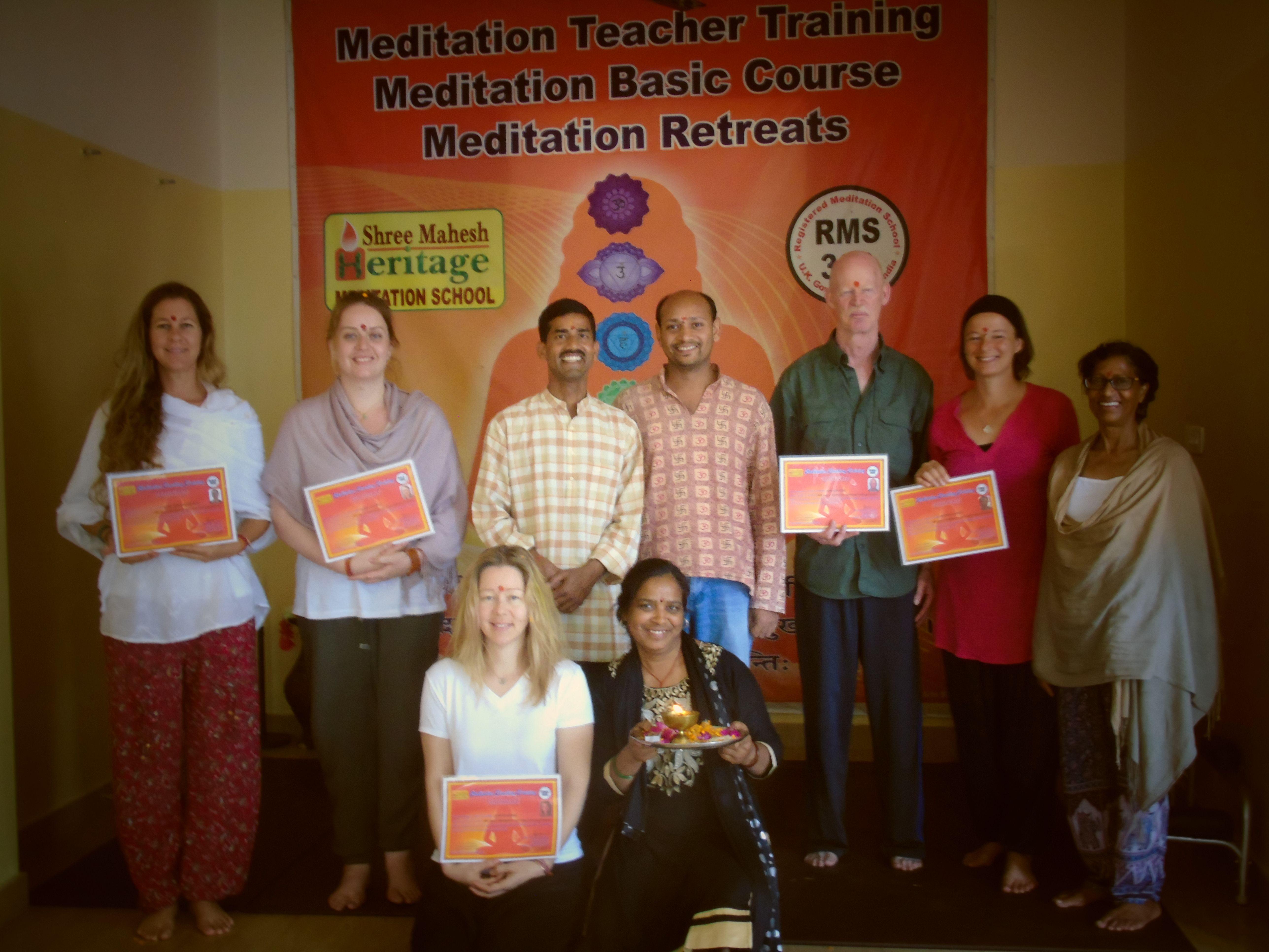 Meditation Teacher Training A 28 Days Beginner Meditation Teacher