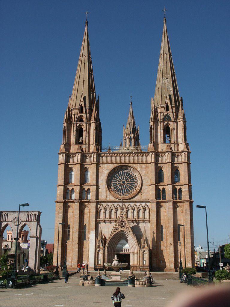 El Templo de San José Obrero es una de las iglesias insólitas de México.