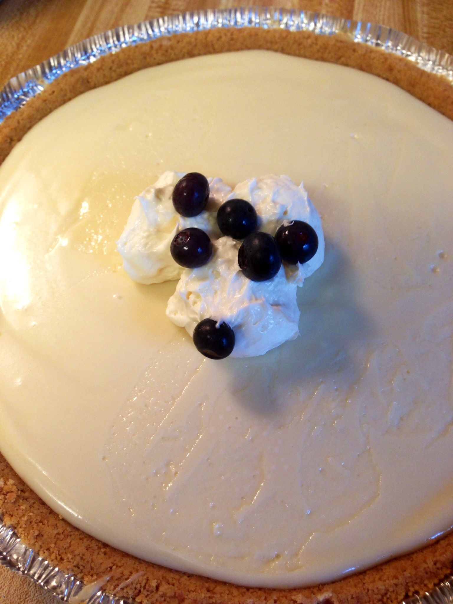 How to Make a SUPER EASY Key Lime Pie