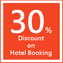 Get Flat 30% Discount on Hotel Booking at Zo Rooms