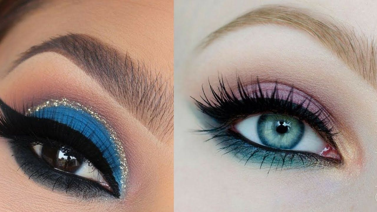 New Beginner Eye Makeup Tutorial Compilation // Beginners