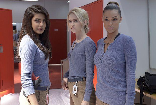 Quantico Season 1 Photos Quantico Priyanka Chopra Anabelle