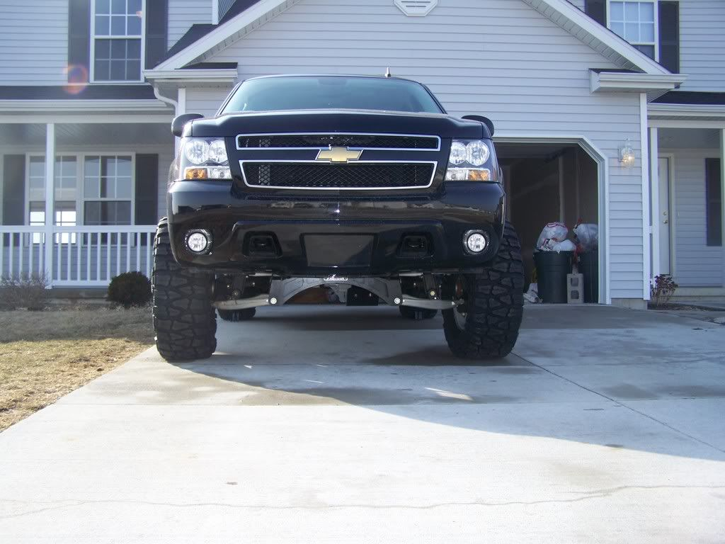 08 Tahoe Lift with pics - Tahoe Forum - Chevy Tahoe Forum