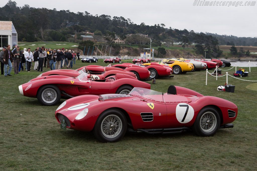 Ferrari 250 TR59 Chassis 0766TR Entrant John & Gwen