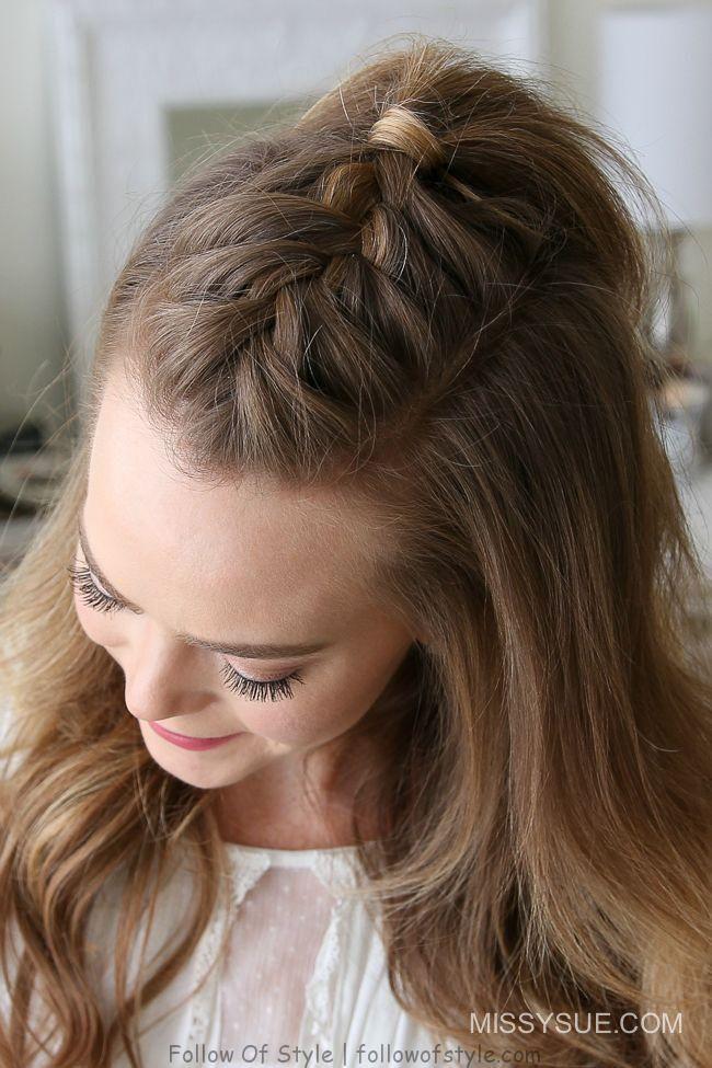 Pin On Hairstyle Cute Long Hair