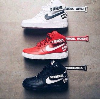 air force 1 supreme collab nz