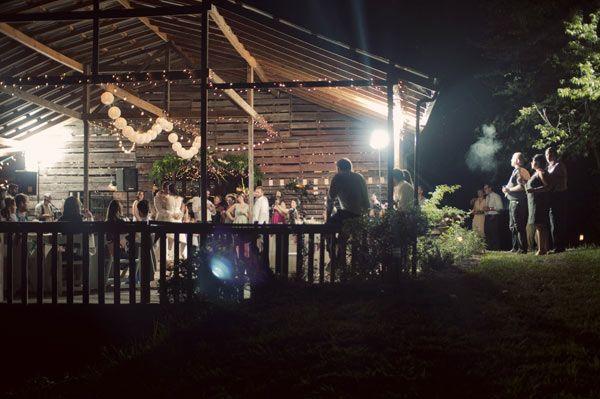 Cabin Weddingwoodsy