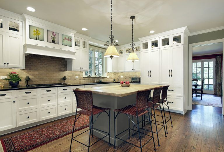 White Shaker Cabinets For Sale In Queens Ny Home Art Tile Kitchen And Bath Kitchendesignqueensny White Luxury Kitchen Design Kitchen Remodel Luxury Kitchen