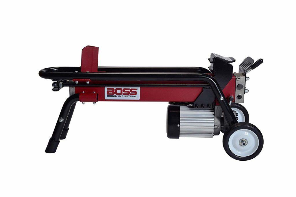 Boss Industrial Es7t20 Electric Log Splitter Electric Logs Log Splitter Log Splitters
