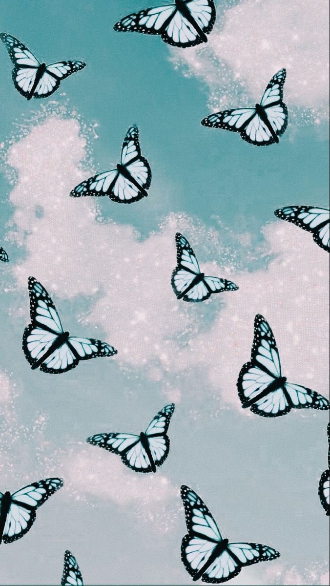 Pin by ingrid :) on private. | Butterfly wallpaper iphone ...