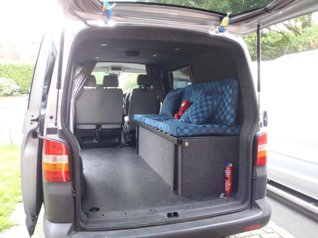 show use your bed ideas page 6 vw t4 forum vw t5. Black Bedroom Furniture Sets. Home Design Ideas