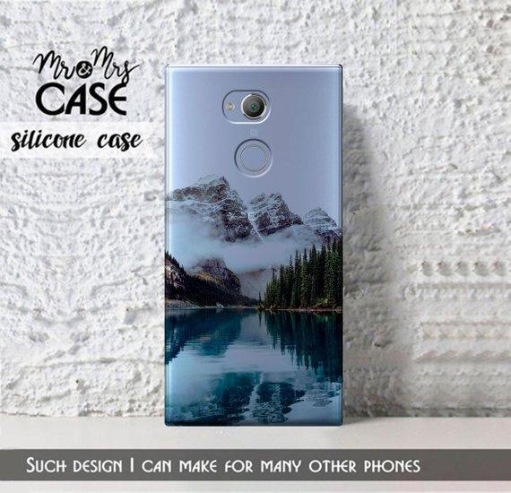 Lake Inside Mountains Case For Sony Xperia Xa2 Plus Xperia Xz2 Etsy Sony Mobile Phones Phone Sony Phone