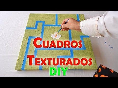 Abstracto diferentes tecnicas y texturas para realizar - Cuadros originales baratos ...