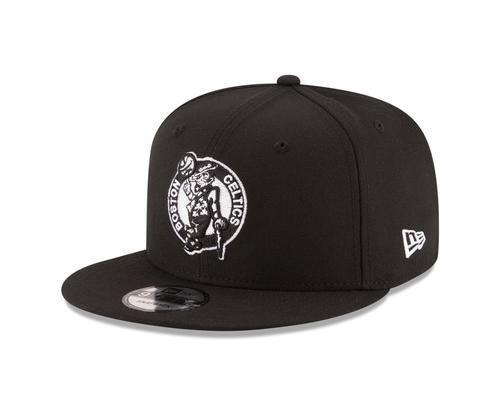 Boston Celtics Snapback New Era 9FIFTY Basic Black Cap in 2019 ... 213c54cd817