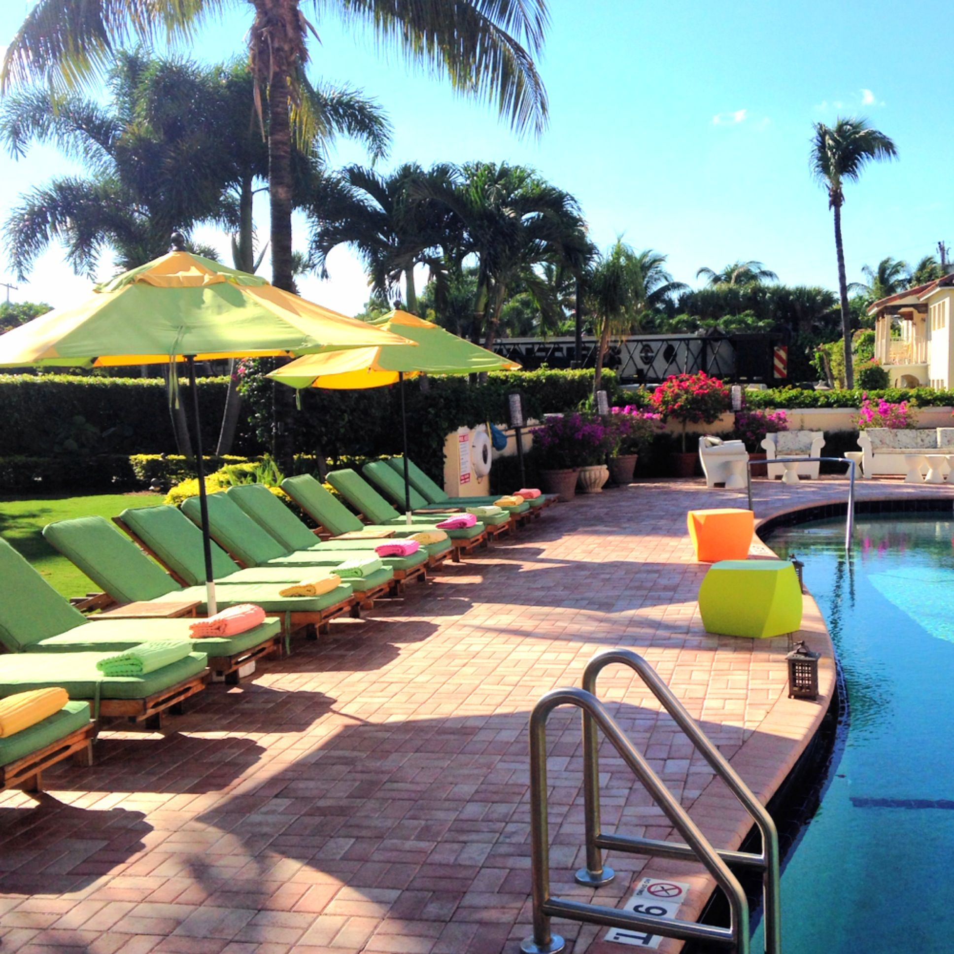 The Colony Hotel In Palm Beach