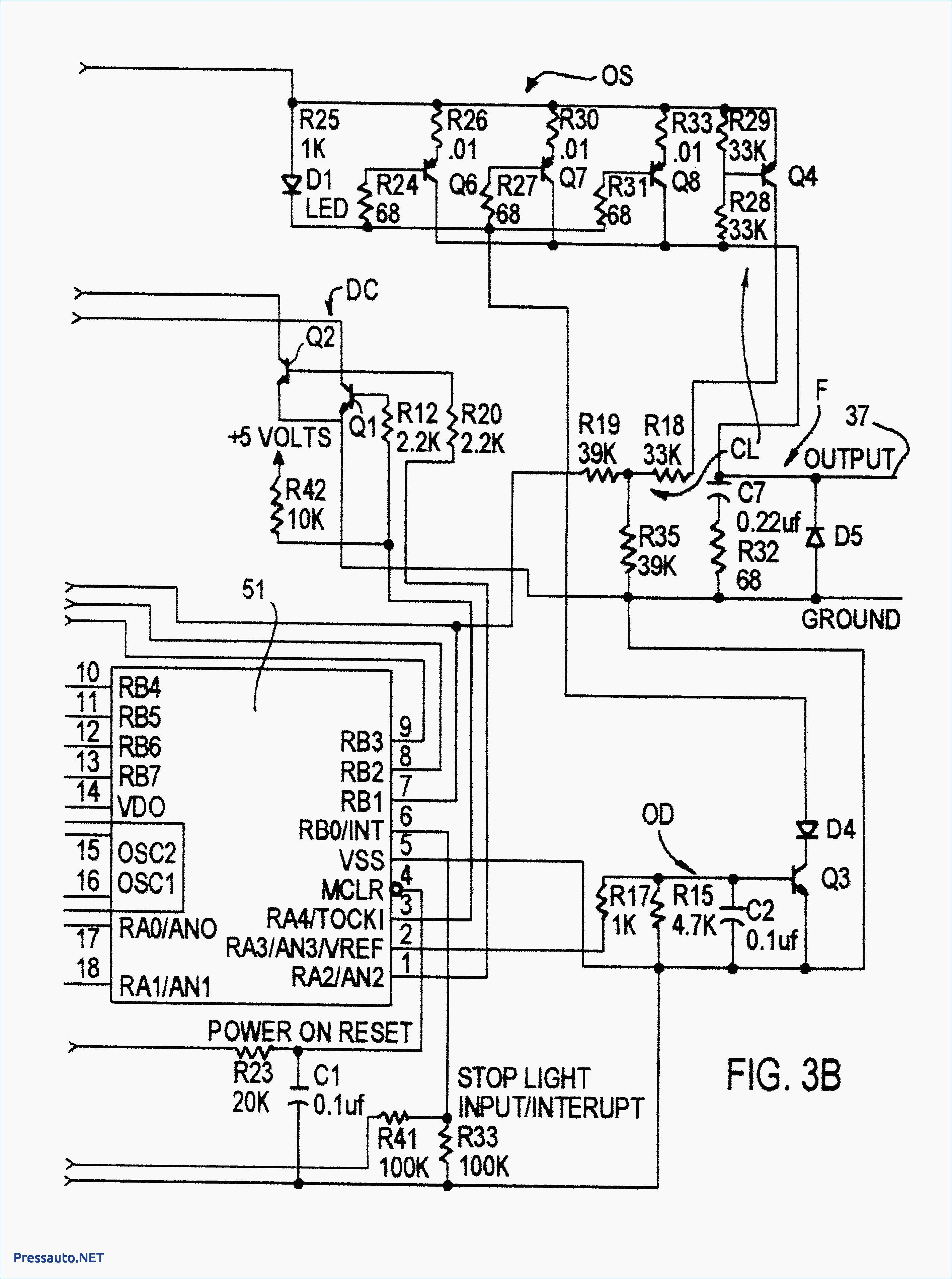 Electric Range Wiring Diagrams In